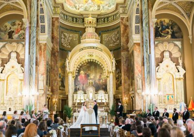 Wedding Basilica of St. Josaphat