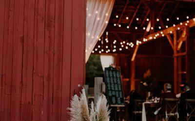 A Romantic Autumn Wedding *the Wisconsin way