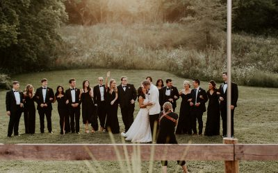 A Romantic Autumn Wedding *the Wisconsin way